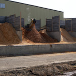 Chip, Bark, and Sawdust Piles